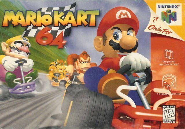 Mario Kart 64 (V1.0)