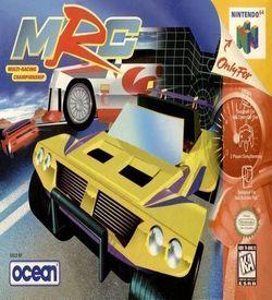 MRC - Multi Racing Championship ROM
