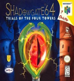 Shadowgate 64 - Trials Of The Four Towers ROM