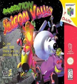 Space Station Silicon Valley ROM