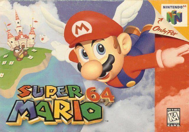 Super Mario 64 - Shindou Edition