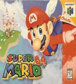 Super Mario 64 - Shindou Edition ROM