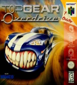 Top Gear Overdrive ROM