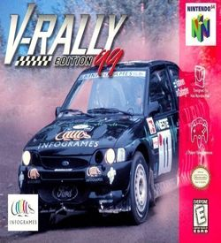 V-Rally Edition 99 ROM