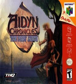 Aidyn Chronicles - The First Mage ROM