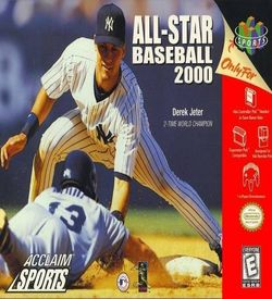 All-Star Baseball 2000 ROM