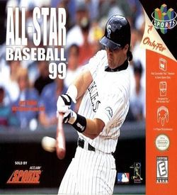 All-Star Baseball '99 ROM