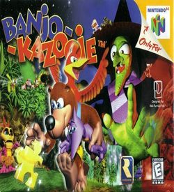 Banjo-Kazooie ROM