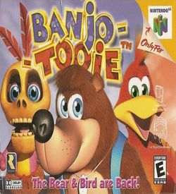 Banjo-Tooie ROM