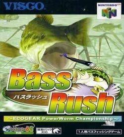 Bass Rush - ECOGEAR PowerWorm Championship ROM