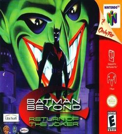 Batman Beyond - Return Of The Joker ROM
