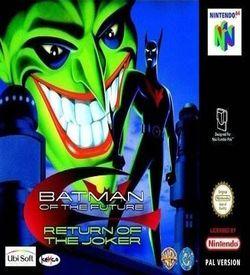 Batman Of The Future - Return Of The Joker ROM