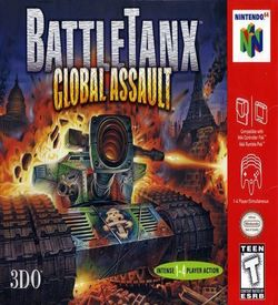 BattleTanx - Global Assault ROM