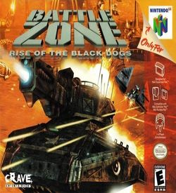 Battlezone - Rise Of The Black Dogs ROM