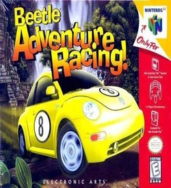 Beetle Adventure Racing! ROM