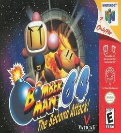 Bomberman 64 - The Second Attack! ROM