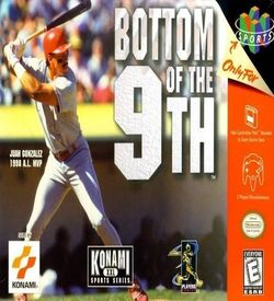 Bottom Of The 9th ROM