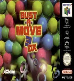 Bust-A-Move 3 DX ROM