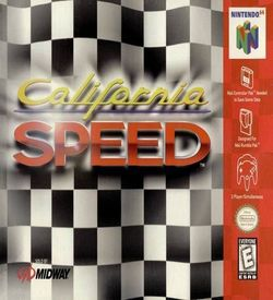 California Speed ROM