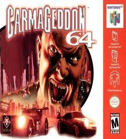 Carmageddon 64 ROM