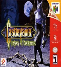 Castlevania - Legacy Of Darkness ROM