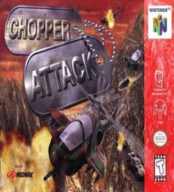 Chopper Attack ROM