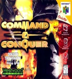 Command & Conquer ROM