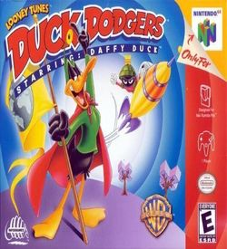 Duck Dodgers Starring Daffy Duck ROM