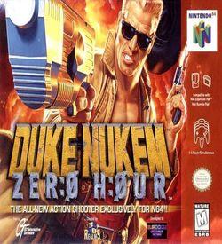 Duke Nukem - ZER0 H0UR ROM