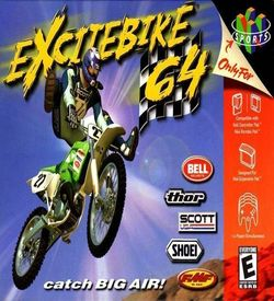 Excitebike 64 ROM