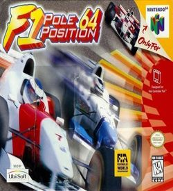 F-1 Pole Position 64 ROM