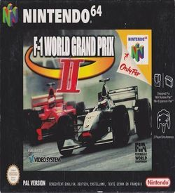 F-1 World Grand Prix II ROM