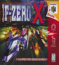 F-ZERO X ROM