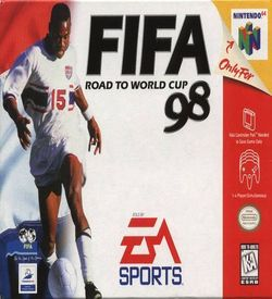 FIFA - Road To World Cup 98 ROM