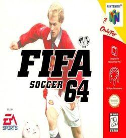 FIFA Soccer 64 ROM