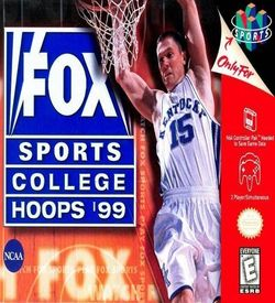 Fox Sports College Hoops '99 ROM