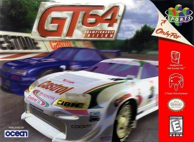 GT 64 - Championship Edition