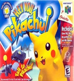 Hey You, Pikachu! ROM