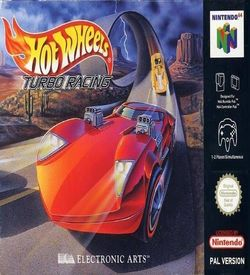 Hot Wheels Turbo Racing ROM