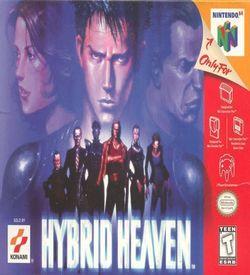 Hybrid Heaven ROM