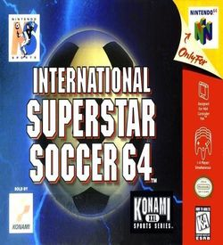International Superstar Soccer '98 ROM
