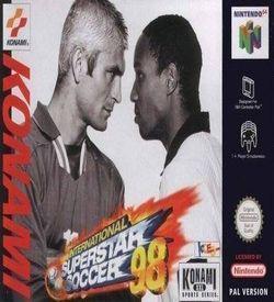 International Superstar Soccer '98 ROM