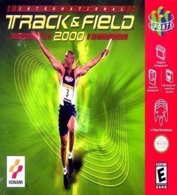 International Track & Field 2000 ROM