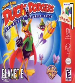 Looney Tunes - Duck Dodgers ROM