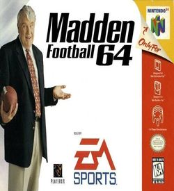 Madden Football 64 ROM