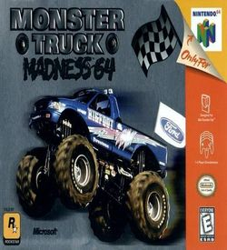 Monster Truck Madness 64 ROM