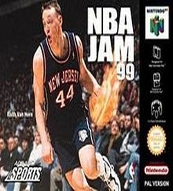 NBA Jam 99 ROM