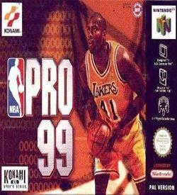 NBA Pro 99 ROM