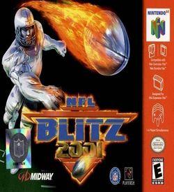 NFL Blitz 2001 ROM