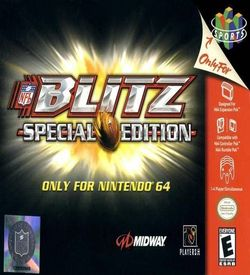 NFL Blitz - Special Edition ROM